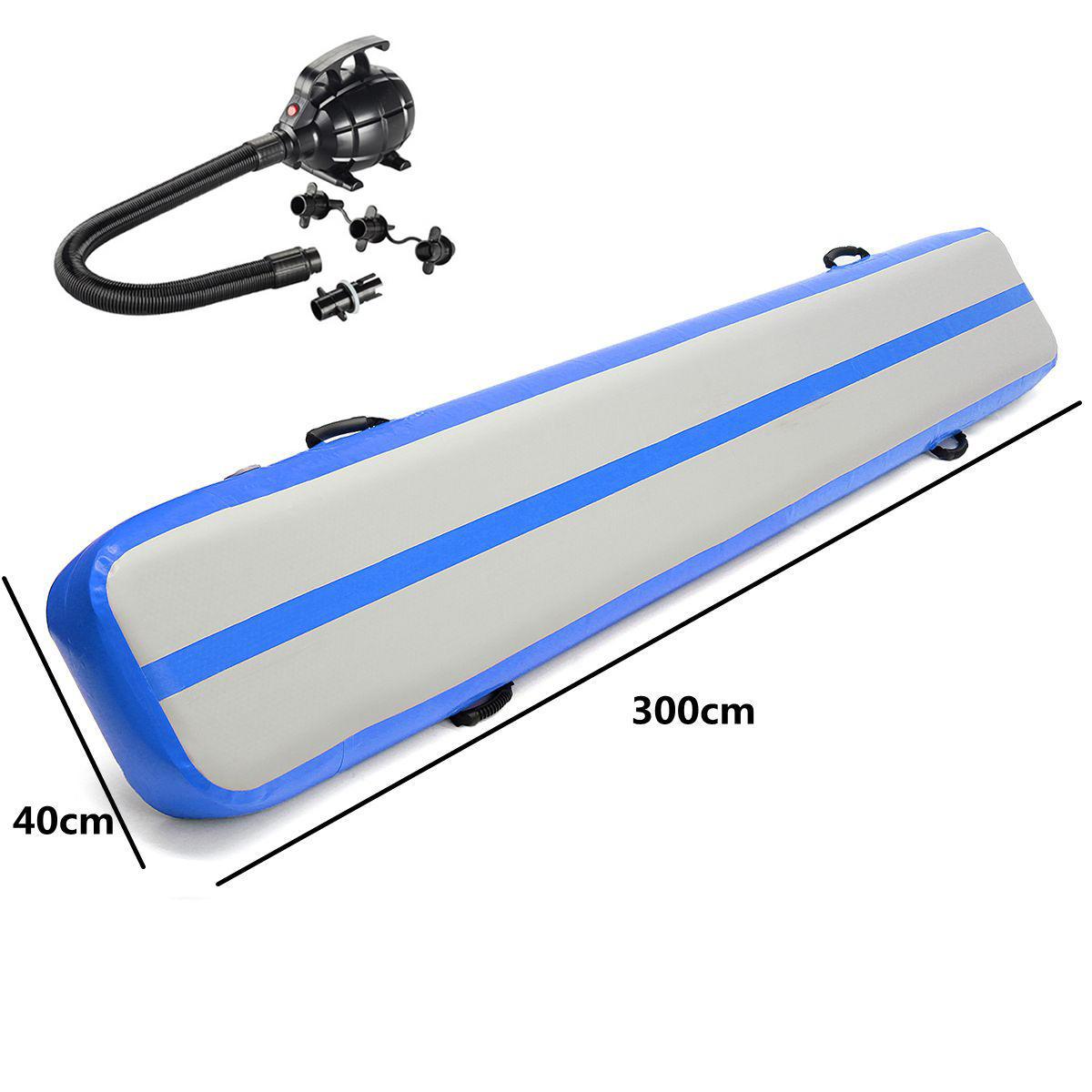 Inflatable Gymnastics Tumbling Mat Air Tumbling Track Air Floor Mat