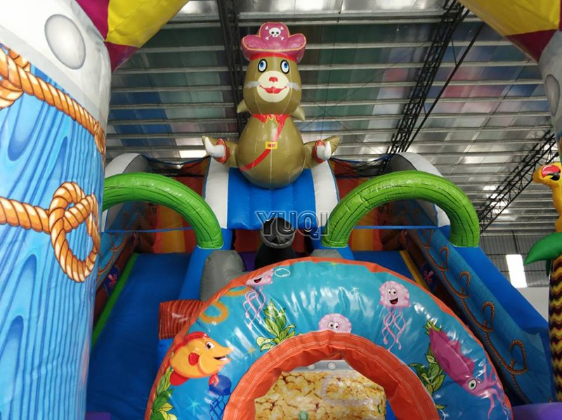 YUQI-Find Blow Up Slide Outdoor Inflatable Water Slide From Yuqi