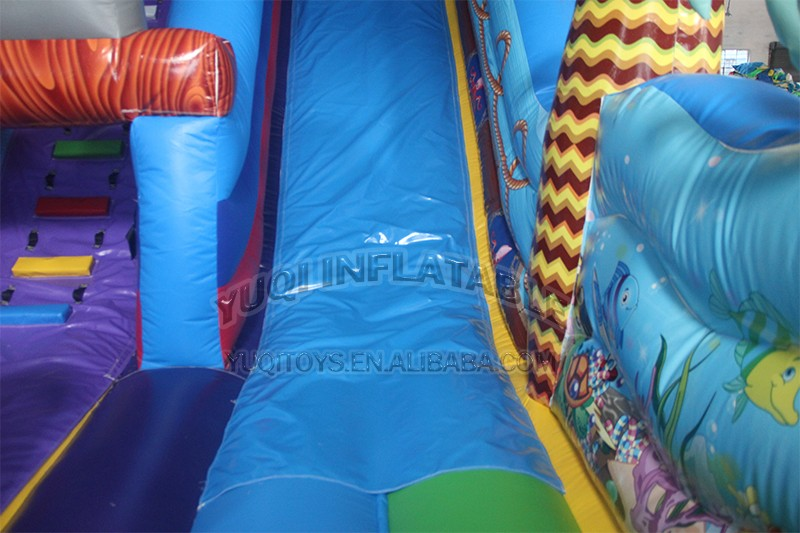 YUQI-Find Blow Up Slide Outdoor Inflatable Water Slide From Yuqi-6