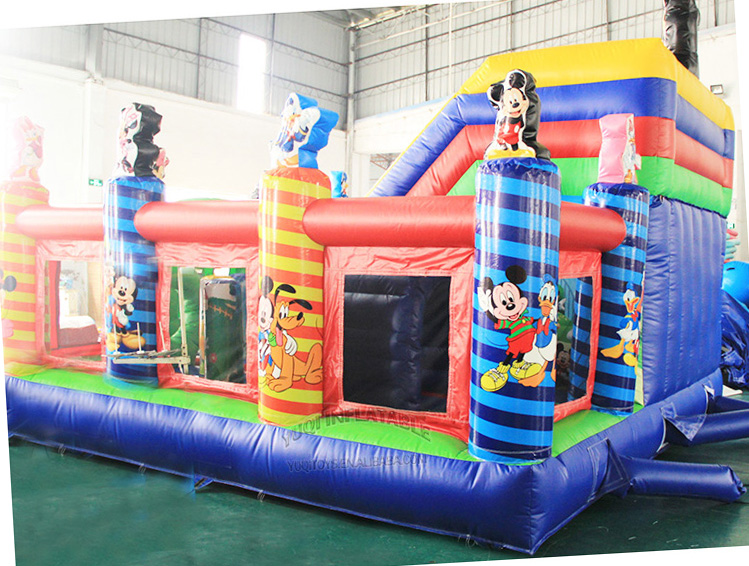 YUQI-Find Jump And Slide Bouncer For Sale Backyard Inflatable-2