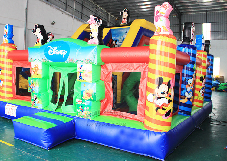 YUQI-Find Jump And Slide Bouncer For Sale Backyard Inflatable-15