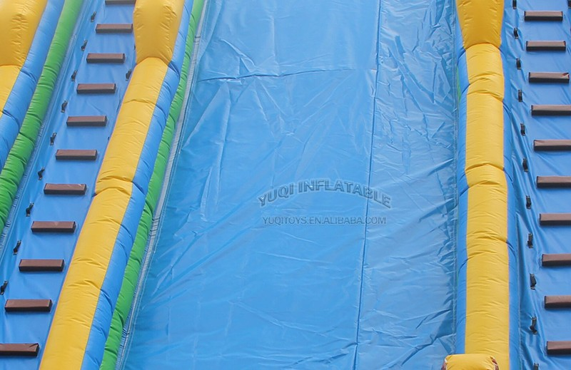 YUQI-Bounce House Slide Combo Co22 Forest Comb Inflatable Bouncing-7