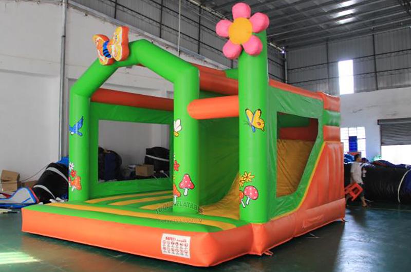 YUQI-Manufacturer Of Inflatable Bounce House Water Slide Combo | Yuqi-1