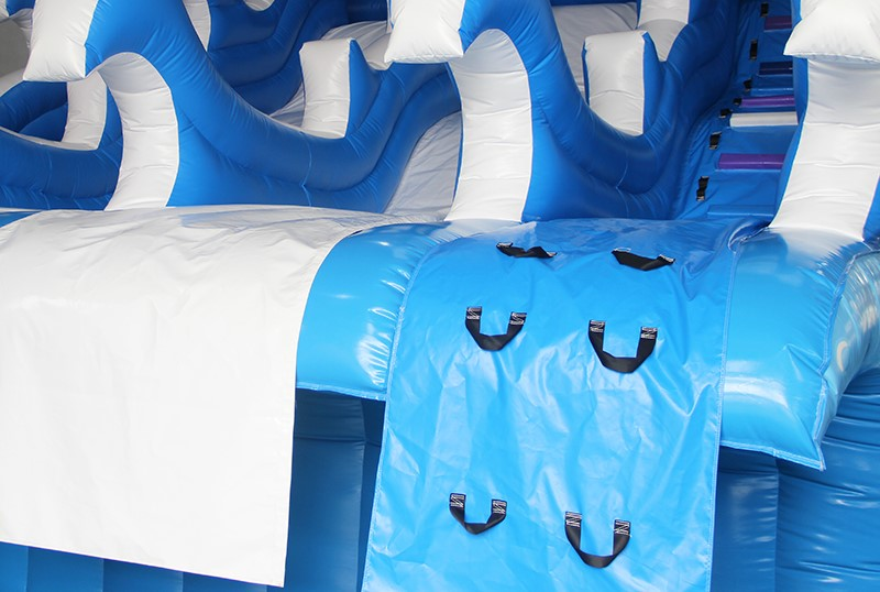 YUQI-Inflatable Water Park, Yuqi Amusement Park Seaworld Inflatable-6