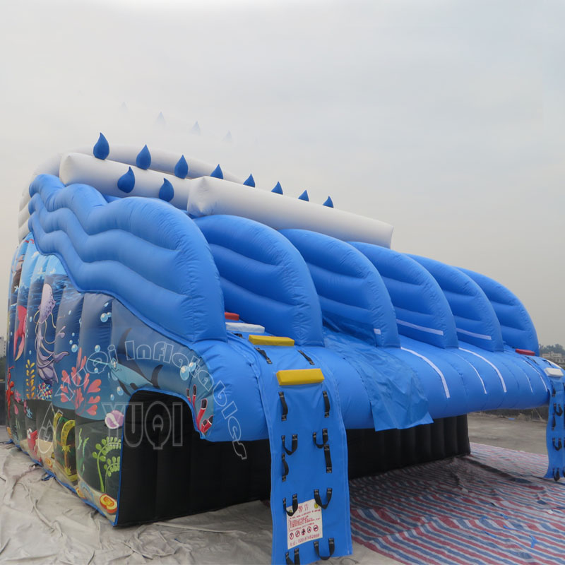 YUQI-Inflatable Water Park, Yuqi Amusement Park Seaworld Inflatable-13