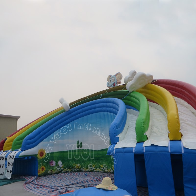 YUQI-Professional Inflatable Water Fun Inflatable Water Park | Supplier-13