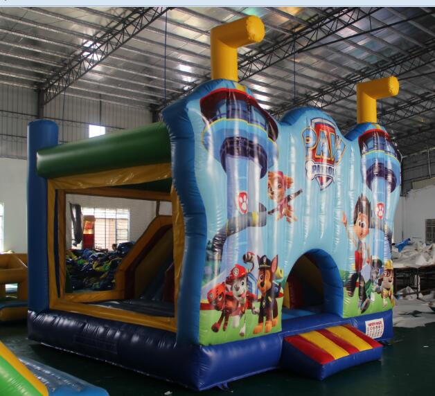 YUQI-Best Inflatable Bounce House Water Slide Combo | Yuqi