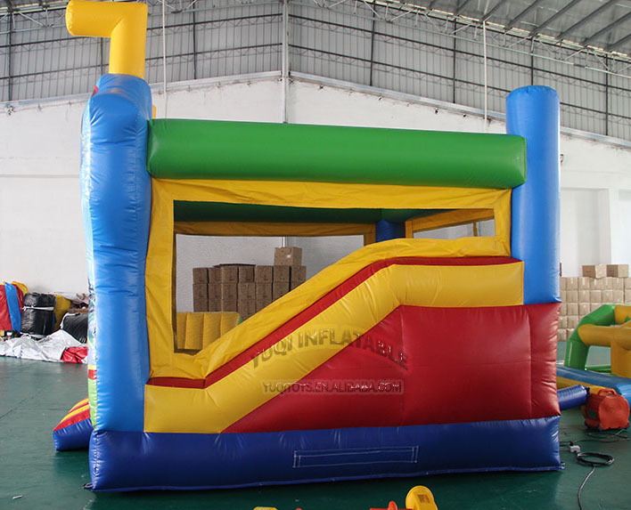 YUQI-Best Inflatable Bounce House Water Slide Combo | Yuqi-2