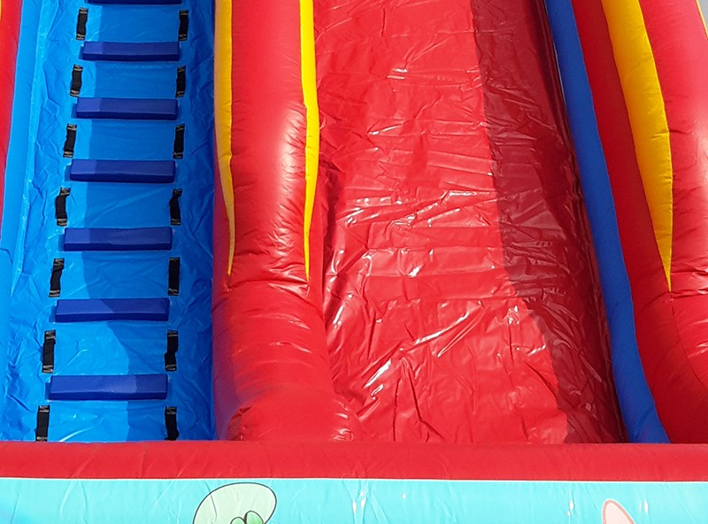 YUQI-Best Inflatable Bounce House Water Slide Combo | Yuqi-7