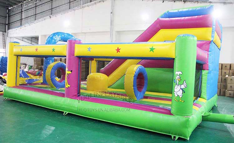 YUQI-Find Inflatable Adventure Park Yuqi High Quality Certificate Inflatable
