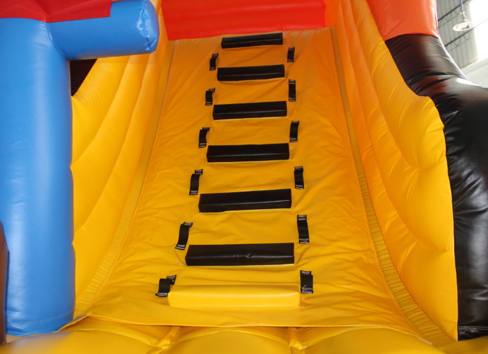 YUQI-Buy Bounce House, Inflatable Pirate Bouncing Slide Combo Boat-6