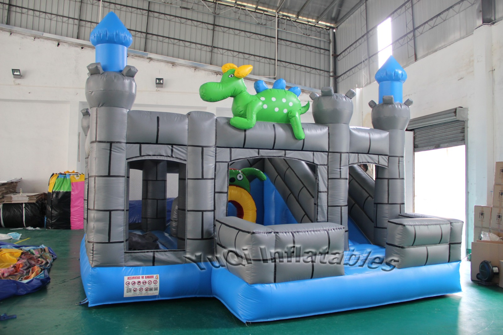YUQI-Find Bounce House Combo For Sale Cheap Inflatable | China