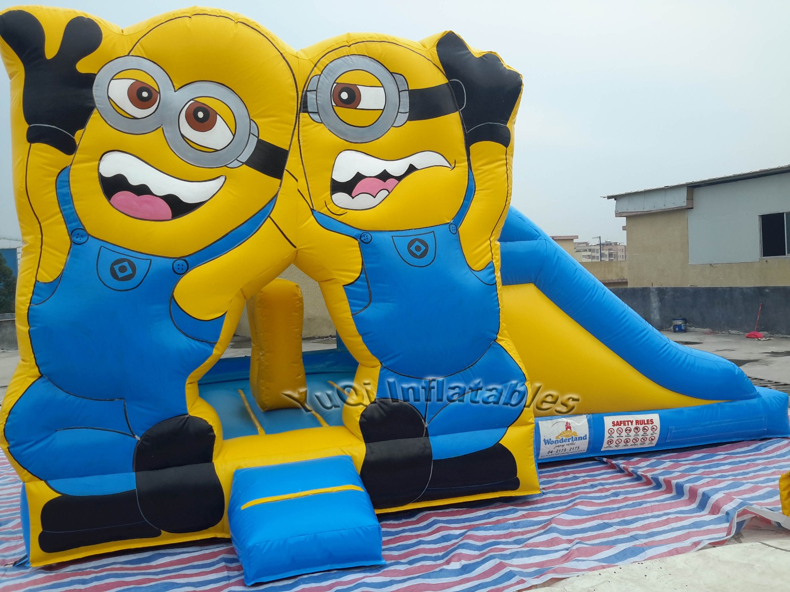 YUQI-Small Bounce House Manufacture | Cheap Price Inflatable Bouncer