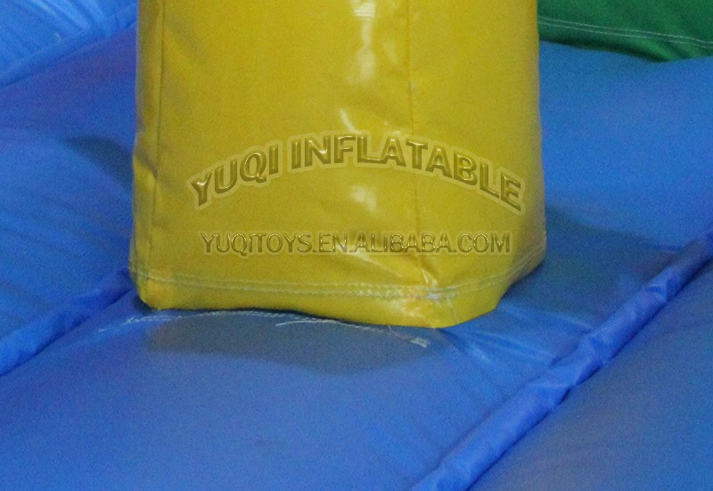 YUQI-Best Inflatable Assault Course Crazy Challenge Inflatable-4
