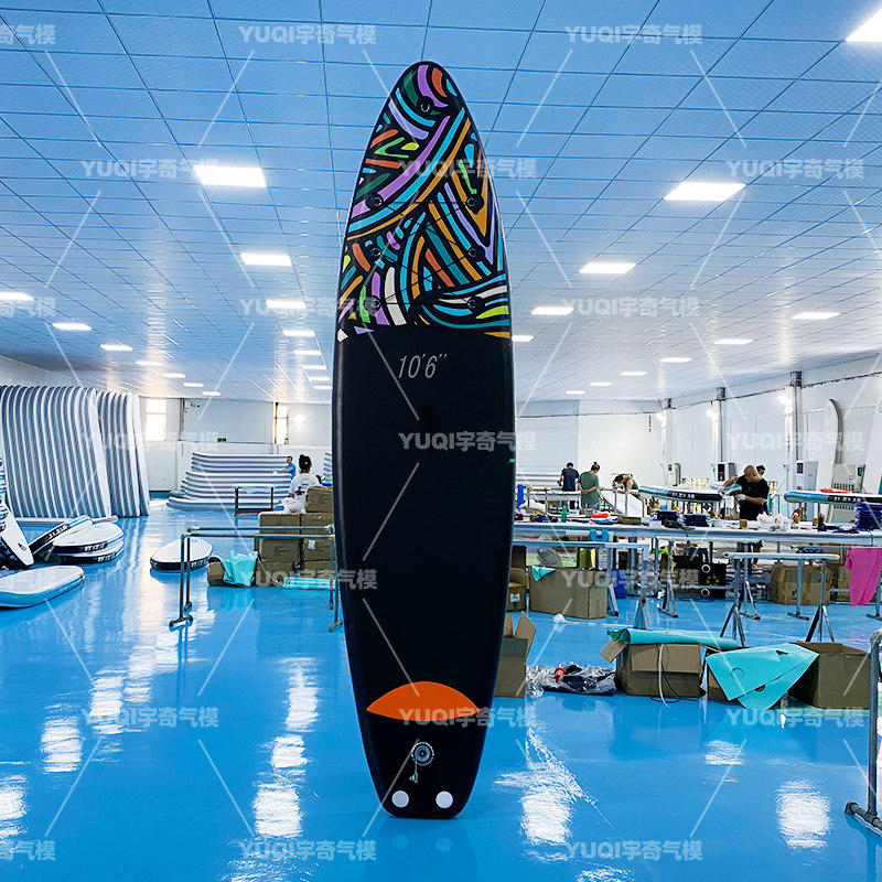 Customized Inflatable Stand up SUP Paddle Boards Inflatable Surfboards for sale