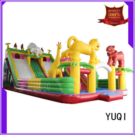 High-quality giant inflatable amusement park material manufacturers for park