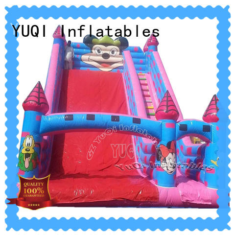 Best inflatable obstacle course kids supplier for festivals