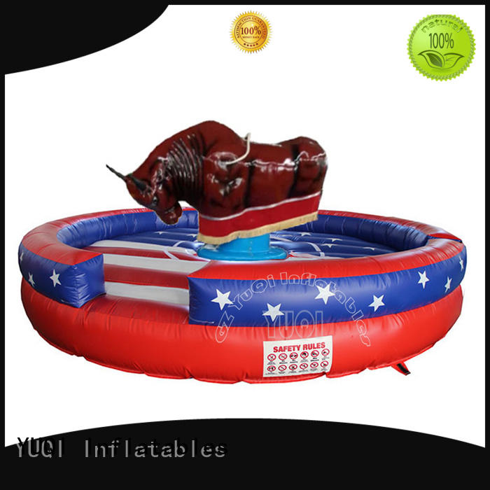 Hot inflatable games for adults sport YUQI Brand