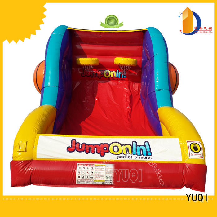 kids design Inflatable sport games funny YUQI company