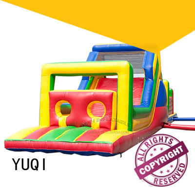 YUQI Latest moon bounce rental factory for festivals