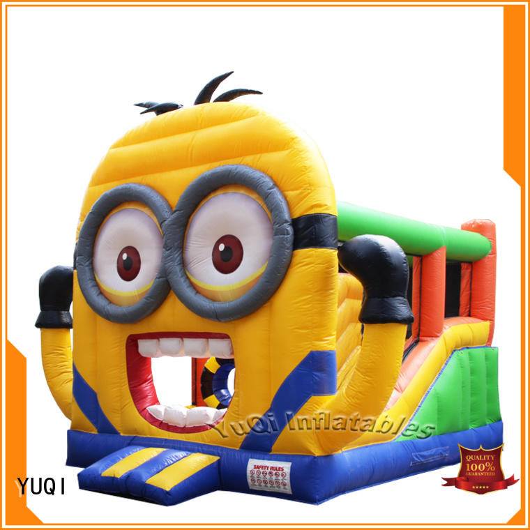 YUQI kids cutting edge inflatables company for churches