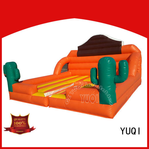 YUQI games Inflatable sport games customization for festivals