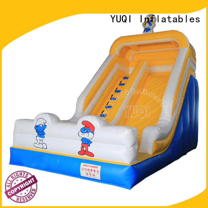 YUQI park inflatable jumpers Suppliers for festivals