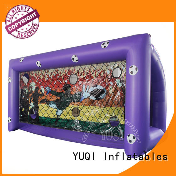durable inflatable soccer indoor supplier for adult