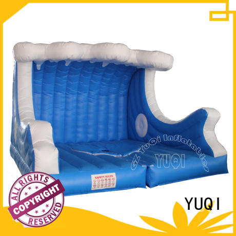 YUQI high quality custom inflatables supplier for adult