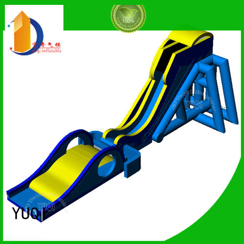 YUQI Latest indoor bounce house manufacturers for kid