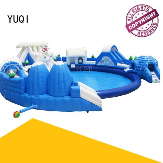 YUQI durable aqualava lanzarote Supply for park