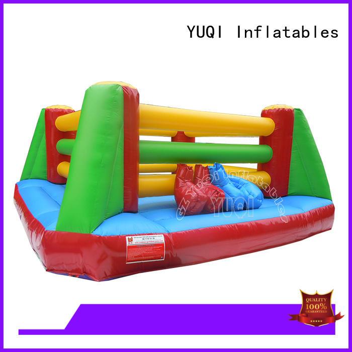 YUQI run human bubble ball customization for kid