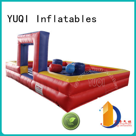 sport design inflatable games for adults YUQI manufacture
