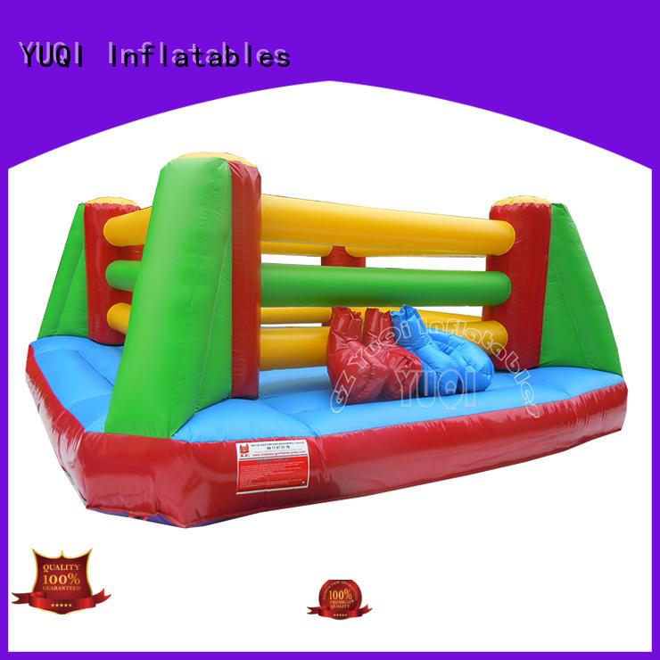 sport adult amusement Inflatable sport games YUQI Brand