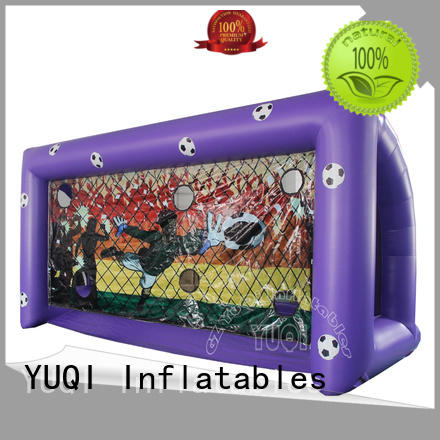 adult sport YUQI Brand inflatable games for adults factory