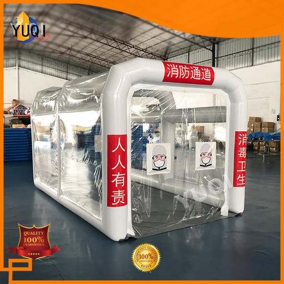 YUQI Best airbeam tent sale Suppliers
