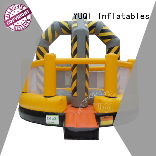YUQI High-quality inflatable pool games company for birthday parties