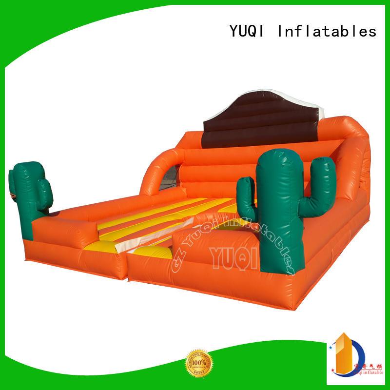 funny kids Inflatable sport games ball YUQI Brand