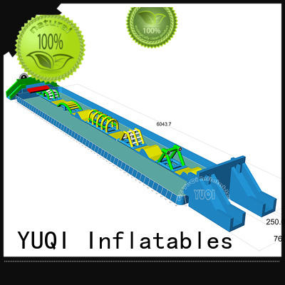 Top inflatable water park canada park factory for festivals