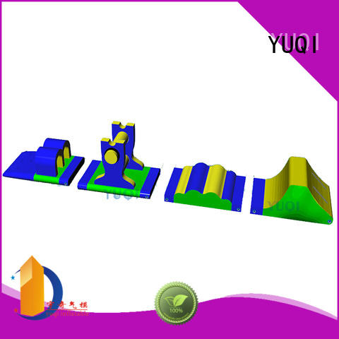 YUQI water water playground wholesale for birthday parties