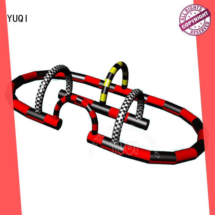 YUQI tape inflatable companies manufacturer for carnivals