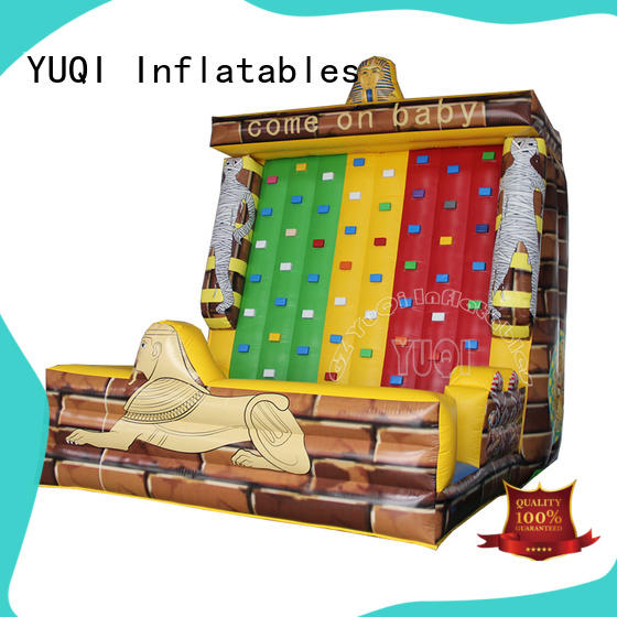YUQI running inflatable football game customization for kid