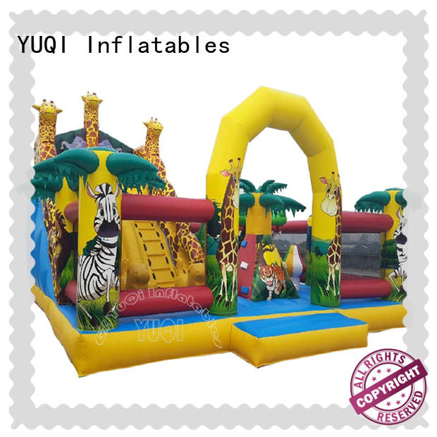Best inflatable water park slide play series for carnivals
