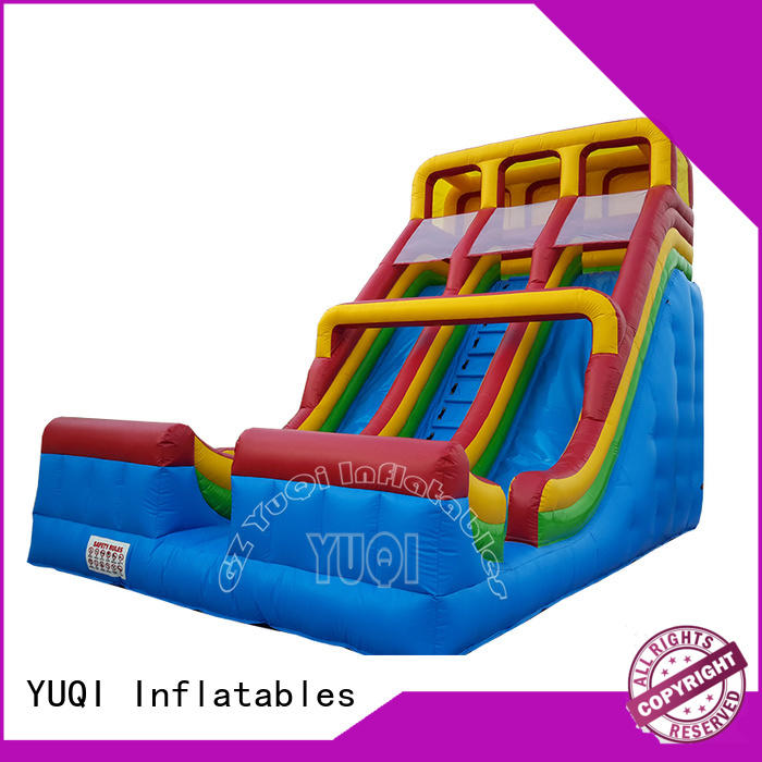 YUQI high quality water jumper rentals manufacturerSupply for kid