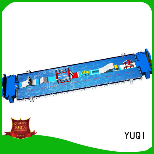 YUQI New inflatable park for adults Supply for birthday parties