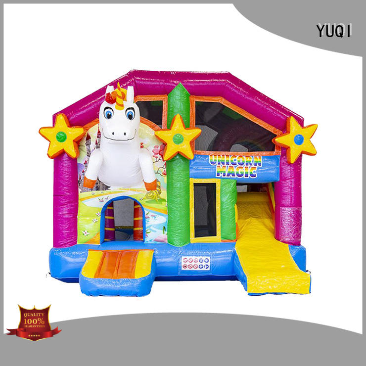 YUQI Wholesale jurassic zoo factory for birthday parties