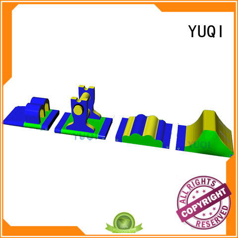 YUQI floating inflatable water park rental wholesale for kid