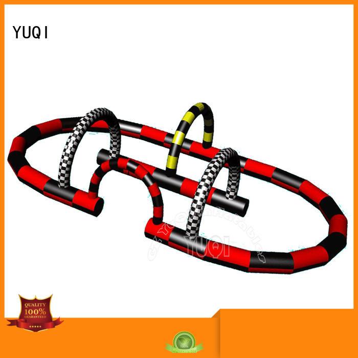 design inflatable games for adults ball basketball YUQI Brand