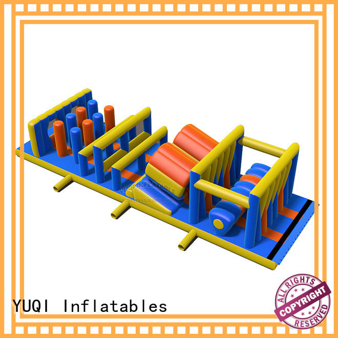 YUQI high quality inflatable games Suppliers for festivals
