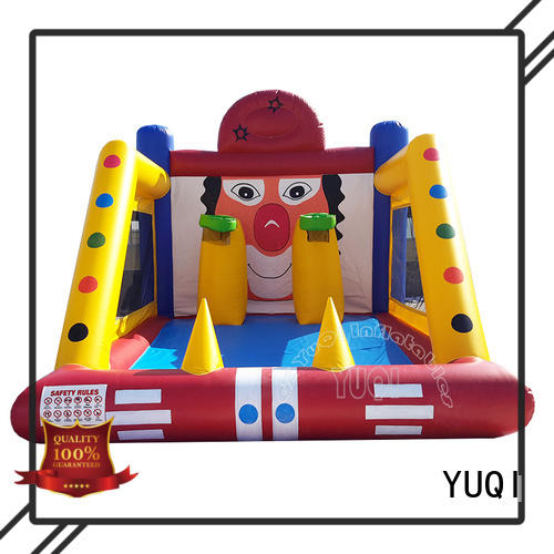 YUQI online inflatable ball suit series for adult